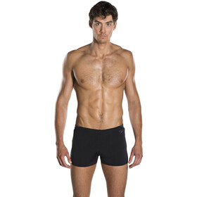 speedo Boom Splice Short de bain Homme, black/oxid grey